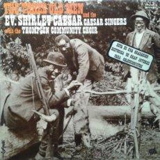 Discos de vinilo: EV.SHIRLEY CAESAR - THE THREE OLD MEN (LP). Lote 38740071