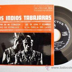 Discos de vinilo: LOS INDIOS TABAJARAS-SIEMPRE EN MI CORAZON…¡¡NUEVO!!-EP-1964-RCA-SPÑ. Lote 38743618