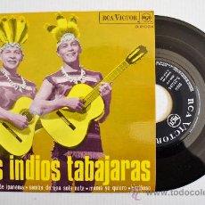 Discos de vinilo: LOS INDIOS TABAJARAS-LA CHICA DE IPANEMA…¡¡NUEVO!!-EP-1968-RCA-SPÑ. Lote 38743631