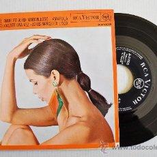 Discos de vinilo: LOS INDIOS TABAJARAS-EL AMOR ES ALGO MARAVILLOSO…¡¡NUEVO!!-EP-1966-RCA-SPÑ. Lote 38743647