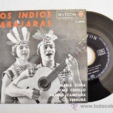 Discos de vinilo: LOS INDIOS TABAJARAS-MARIA ELENA…¡¡NUEVO!!-EP-1964-RCA-SPÑ. Lote 38743662