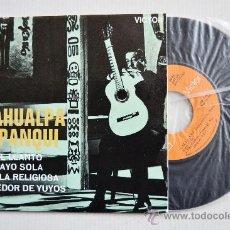 Discos de vinilo: ATAHUALPA YUPANQUI-EL LLANTO…-¡¡NUEVO!!-EP-1970-RCA-SPÑ. Lote 38743836