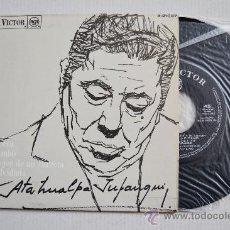 Discos de vinilo: ATAHUALPA YUPANQUI-EL POETA-MALAMBO…-¡¡NUEVO!!-EP-1968-RCA-SPÑ. Lote 38743863