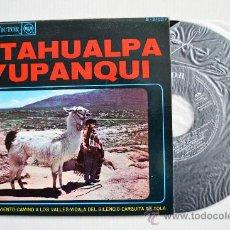 Discos de vinilo: ATAHUALPA YUPANQUI-VIENTO, VIENTO-CAMINO A LOS VALLES…-¡¡NUEVO!!-EP-1967-RCA-SPÑ. Lote 38743864