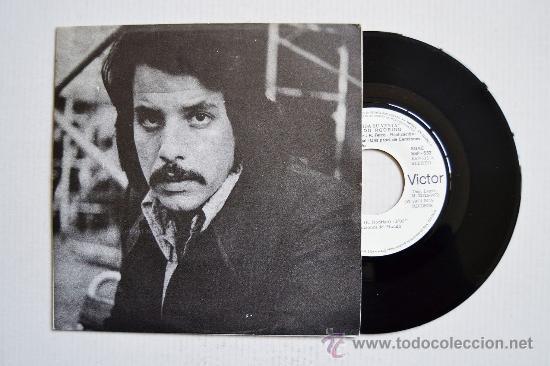 EDUARDO RODRIGO-INDIO-YO SOY DE AQUEL PAGO POBRE-PROMO-¡¡NUEVO!!-SINGLE-1972-RCA-SPÑ (Música - Discos - Singles Vinilo - Grupos y Solistas de latinoamérica)