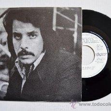 Discos de vinilo: EDUARDO RODRIGO-INDIO-YO SOY DE AQUEL PAGO POBRE-PROMO-¡¡NUEVO!!-SINGLE-1972-RCA-SPÑ. Lote 38744071