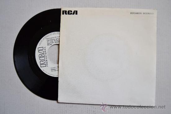 Discos de vinilo: EDUARDO RODRIGO-INDIO-YO SOY DE AQUEL PAGO POBRE-PROMO-¡¡NUEVO!!-SINGLE-1972-RCA-SPÑ - Foto 2 - 38744071