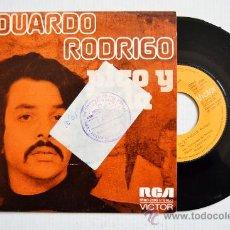 Discos de vinilo: EDUARDO RODRIGO-PICO Y PALA-DON JOSE-¡¡NUEVO!!-SINGLE-1975-RCA-SPÑD. Lote 38744162