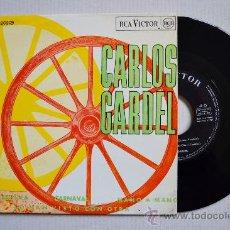 Discos de vinilo: CARLOS GARDEL-MADRESELVA…-¡¡NUEVO!!-EP-1965-RCA-SPÑ. Lote 38753708