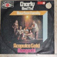 Discos de vinilo: CHARLY AND THE BOURBON FAMILY - ACAPULCO GOLD - BOOGACHI - POPLANDIA - 1971 RARO. Lote 38758241