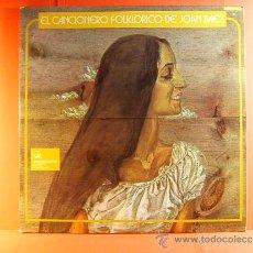 Discos de vinilo: EL CANCIONERO FOLKLORICO DE JOAN BAEZ- 1960/1973- MAYNARD SOLOMON- VANGUARD HISPAVOX- 1973- 2 LPS.... Lote 38762928