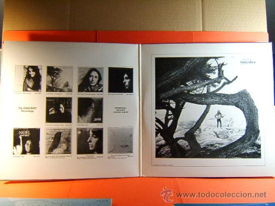 Discos de vinilo: THE JOAN BAEZ LOVESONG ALBUM - VANGUARD TWOFERS - MUSIDISC - EUROPA - FRANCIA - 1980 - 2 LPS ... - Foto 2 - 38764574