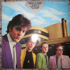 Discos de vinilo: THE JAGS - EVENING STANDARDS - MOD,POWER POP - EXCELENTE LP.. Lote 38765027