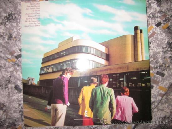 Discos de vinilo: THE JAGS - EVENING STANDARDS - MOD,POWER POP - EXCELENTE LP. - Foto 2 - 38765027