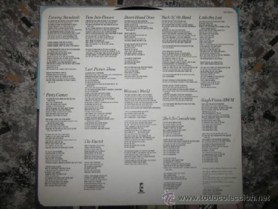 Discos de vinilo: THE JAGS - EVENING STANDARDS - MOD,POWER POP - EXCELENTE LP. - Foto 5 - 38765027