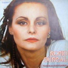 Discos de vinilo: ROCIO DURCAL - VOLUMEN 4 . Lote 38769009
