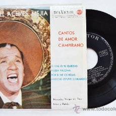 Discos de vinilo: MIGUEL ACEVES MEJIA-TE VAS O TE QUEDAS…-¡¡NUEVO!!-EP-1962-RCA-SPÑ. Lote 38779960