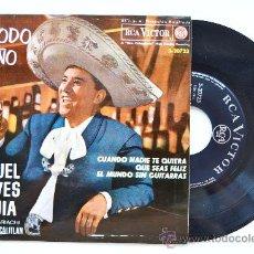 Discos de vinilo: MIGUEL ACEVES MEJIA-PA TODO EL AÑO…-¡¡NUEVO!!-EP-1963-RCA-SPÑ. Lote 38780124