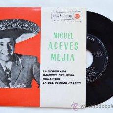 Discos de vinilo: MIGUEL ACEVES MEJIA-LA VERDOLAGA…-¡¡NUEVO!!-EP-1962-RCA-SPÑ. Lote 38780530