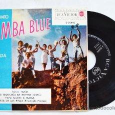 Discos de vinilo: SAMBA BLUE-CANTA MARILDA-SUCU, SUCU…-¡¡NUEVO!!-EP-1962-RCA-SPÑ. Lote 38782977