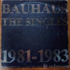 Discos de vinilo: BAUHAUS - THE SINGLES 1981- 1983 . Lote 38791820