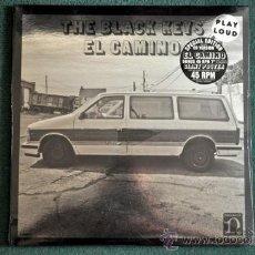 Discos de vinilo: THE BLACK KEYS - EL CAMINO (SPECIAL EDITION 2 X LP'S + SINGLE 7 + CD ) RECORD STORE DAY. Lote 38793818