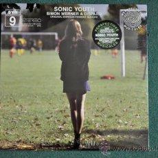 Discos de vinilo: SONIC YOUTH - SIMON WERNER A DISPARU (INCLUYE TARJETA DE DESCARGA). Lote 38794238