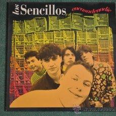 Discos de vinilo: LOS SENCILLOS - ENCASADENADIE. Lote 38794688