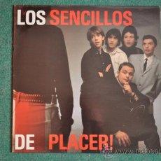 Discos de vinilo: LOS SENCILLOS - DE PLACER!. Lote 38794703