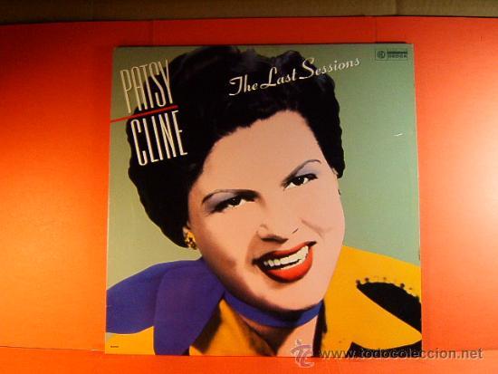 THE LAST SESSIONS - PATSY CLINE - MCA RECORDS DECCA - ORIGINAL CALIFORNIA USA - 1988 - LP ... (Música - Discos - LP Vinilo - Country y Folk)