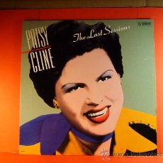 Discos de vinilo: THE LAST SESSIONS - PATSY CLINE - MCA RECORDS DECCA - ORIGINAL CALIFORNIA USA - 1988 - LP .... Lote 38794802