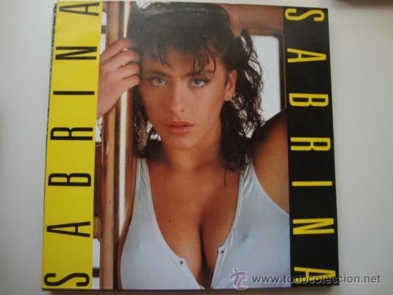 DISCO LP SABRINA, BOYS, . (Música - Discos de Vinilo - EPs - Cantautores Españoles)