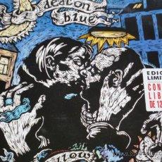 Discos de vinilo: DEACON BLUE,FELLOW HOODLUMS EDICION ESPAÑOLA DEL 91. Lote 278512303