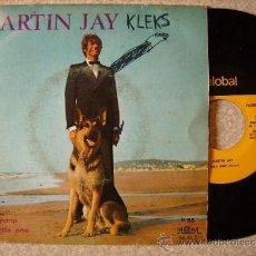 Discos de vinilo: MARTIN JAY.BABY JUMP. Lote 38820312