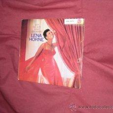Discos de vinilo: LENA HORNE EP GIVE THE LADY WHAT SHA WANTS 1958 VER FOTO ADICIONAL. Lote 38820557