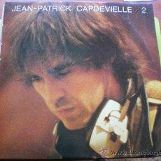 Discos de vinilo: JEAN PATRICK CAPDEVIELLE-2 LP 1990 PEPETO. Lote 38835201