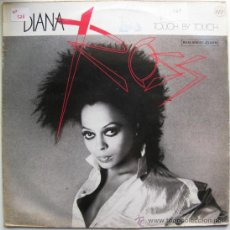 Discos de vinilo: DIANA ROSS – TOUCH BY TOUCH - MAXI CAPITOL RECORDS 1984 BPY . Lote 38858783