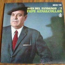 Discos de vinilo: SINGLE VINILO PEPE AZNALCOLLAR. Lote 38827046