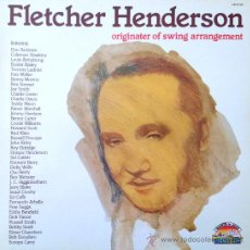 Discos de vinilo: FLETCHER HENDERSON- ORIGINATER OF SWING ARRANGEMENT. Lote 38827936