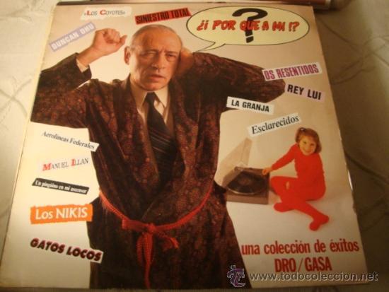 DISCO LP ORIGINAL (Música - Discos - LP Vinilo - Grupos Españoles de los 90 a la actualidad)