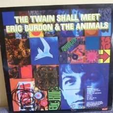 Discos de vinilo: ERIC BURDON & THE ANIMALS.-THE TWAIN SHALL MEET (REED. COPIA ALEMANA). Lote 38836006