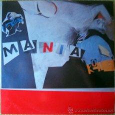 Discos de vinilo: MANIA - KING KONG - MAXI CITRA RECORDS 1985. Lote 38851847