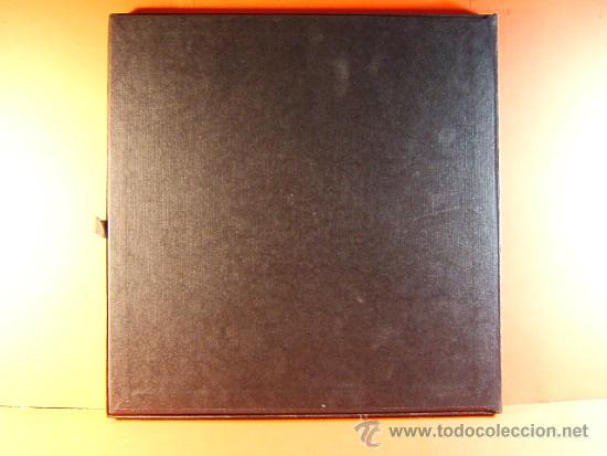 Discos de vinilo: POR LA BOCA DE SU HERIDA-YERMA-FEDERICO GARCIA LORCA-JEAN COCTEAU-EMI-1964-RARISIMO-COMPLETO 2 LP. - Foto 6 - 38853169