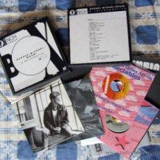 Discos de vinilo: GEORGE MICHAEL WHAM! A RETROSPECTIVE CAJA ESPECIAL COLECCIONISTAS 14 SINGLES. Lote 38855785