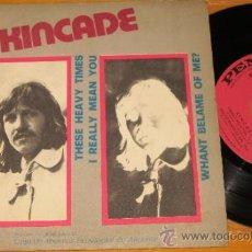 Discos de vinilo: KINCADE - DREAMS ARE TEN A PENNY + 3 - EP - BELTER 1973 SPAIN - RARE PROMO. Lote 38857413