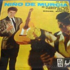 Discos de vinilo: NIÑO DE MURCIA MI FLAMENCO TWIST. Lote 38861316