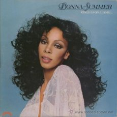 Discos de vinilo: ALBUM DOBLE LP DONNA SUMMER. Lote 38863982