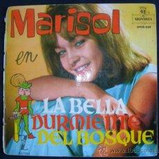 Discos de vinilo: MARISOL EN LA BELLA DURMIENTE DEL BOSQUE. Lote 38866238