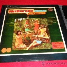 Disques de vinyle: LOS CAZADORES DEL KURPFALZ HITPARADE CON BOMBOS Y TROMPETAS LP 1969 DIM BEATLES SPAIN. Lote 38882177