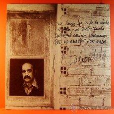Discos de vinilo: QUE NO AMANECE POR NADA - LABORDETA - MOVIEPLAY GONG - 1978 - SINGLE CRONICAS DE PALETONIA + LP .... Lote 38882404
